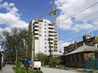 Rostov-on-Don, 11th Liniya st, house 53/60. building under construction