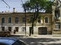 Rostov-on-Don, Zakrutkin st, house 10. Apartment house