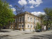 Rostov-on-Don, st Zakrutkin, house 11. Apartment house