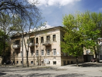 Rostov-on-Don, st Zakrutkin, house 13. Apartment house