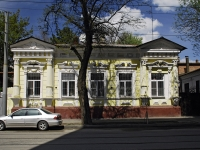 Rostov-on-Don, Zakrutkin st, house 17. Apartment house