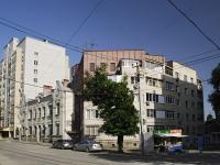 Rostov-on-Don, st Zakrutkin, house 22. Apartment house