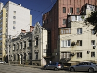 Rostov-on-Don, Zakrutkin st, house 22. Apartment house