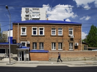 Rostov-on-Don, st Zakrutkin, house 23. Apartment house
