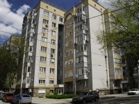 Rostov-on-Don, Zakrutkin st, house 51. Apartment house