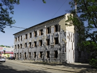 Rostov-on-Don, Zakrutkin st, house 66. vacant building