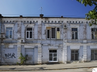 Rostov-on-Don, Zakrutkin st, house 35. Apartment house