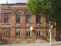 Rostov-on-Don, st Zakrutkin, house 14. Apartment house