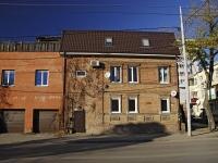 Rostov-on-Don, st Myasnikov, house 1. Apartment house
