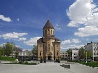 площадь Толстого, house 4А. храм