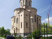 Rostov-on-Don, temple СУРБ-АРУТЮН, Tolstoy square, house 4А