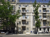 Rostov-on-Don, Sovetskaya st, house 61. Apartment house