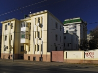 Rostov-on-Don, 25th Liniya st, house 9. Apartment house