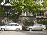 Ростов-на-Дону, улица 27-я линия, дом 1. многоквартирный дом