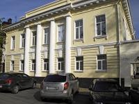 Ростов-на-Дону, улица 27-я линия, дом 3. офисное здание