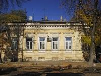 Ростов-на-Дону, улица Ереванская, дом 14. многоквартирный дом