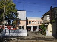 Ростов-на-Дону, улица Ереванская, дом 18. пожарная часть №4
