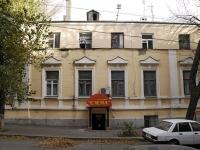 Ростов-на-Дону, улица Ереванская, дом 23. многоквартирный дом