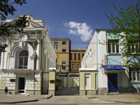 Rostov-on-Don, Komsomolskaya st, house 4. office building