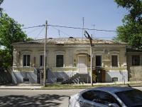 Rostov-on-Don, Komsomolskaya st, house 12А. Apartment house