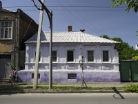 Rostov-on-Don, Komsomolskaya st, house 28. Apartment house