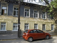 Rostov-on-Don, 16th Liniya st, house 14. Apartment house