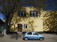 Rostov-on-Don, st 6th Liniya, house 19. Apartment house