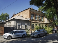 Rostov-on-Don, st 6th Liniya, house 48. Private house