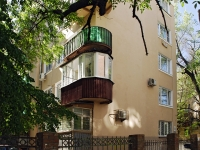 Rostov-on-Don, 2nd Liniya st, house 10. Apartment house