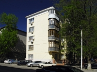 Rostov-on-Don, 2nd Liniya st, house 14. Apartment house