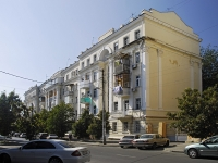 Rostov-on-Don, st 2nd Liniya, house 4. Apartment house