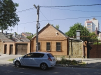 Rostov-on-Don, st 2nd Liniya, house 44. Private house