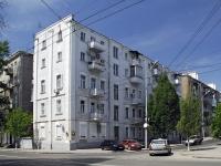 Rostov-on-Don, st Verkhnenolnaya, house 2. Apartment house
