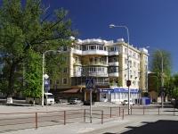 Rostov-on-Don, st Verkhnenolnaya, house 5. Apartment house