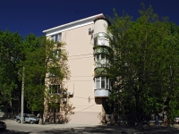Rostov-on-Don, st Verkhnenolnaya, house 10. Apartment house