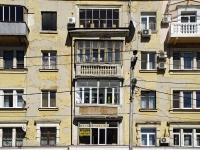 Rostov-on-Don, Verkhnenolnaya st, house 11. Apartment house