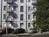 Rostov-on-Don, Verkhnenolnaya st, house 2. Apartment house