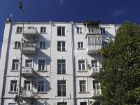 Rostov-on-Don, Verkhnenolnaya st, house 2. Apartment house