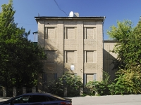 Rostov-on-Don, Verkhnenolnaya st, house 10. Apartment house