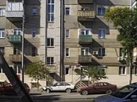 Rostov-on-Don, Verkhnenolnaya st, house 4. Apartment house