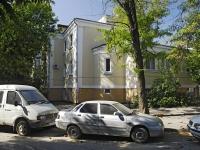Rostov-on-Don, st Verkhnenolnaya, house 16. Apartment house