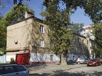 Rostov-on-Don, st Verkhnenolnaya, house 18. Apartment house