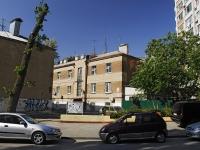 Rostov-on-Don, Verkhnenolnaya st, house 22. Apartment house