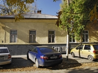 Rostov-on-Don, Mayskaya 1-ya st, house 7. Apartment house