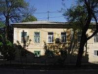 Ростов-на-Дону, улица Майская 1-я, дом 48. многоквартирный дом