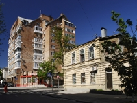 Rostov-on-Don, Mayskaya 1-ya st, house 61. Apartment house