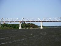 顿河畔罗斯托夫市, 桥 ЖелезнодорожныйOkruzhnaya st, 桥 Железнодорожный