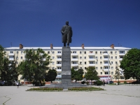 Rostov-on-Don, monument В.И. ЛенинуLenin square, monument В.И. Ленину