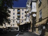 Ростов-на-Дону, улица Герасименко, дом 18. многоквартирный дом