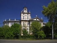 Rostov-on-Don, university РОСТОВСКИЙ ГОСУДАРСТВЕННЫЙ УНИВЕРСИТЕТ ПУТЕЙ СООБЩЕНИЯ, Narodnogo Opolcheniya square, house 2